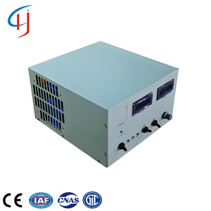 Factory outlet IGBT electroplating kit reverse rectifier electrolysis  machine