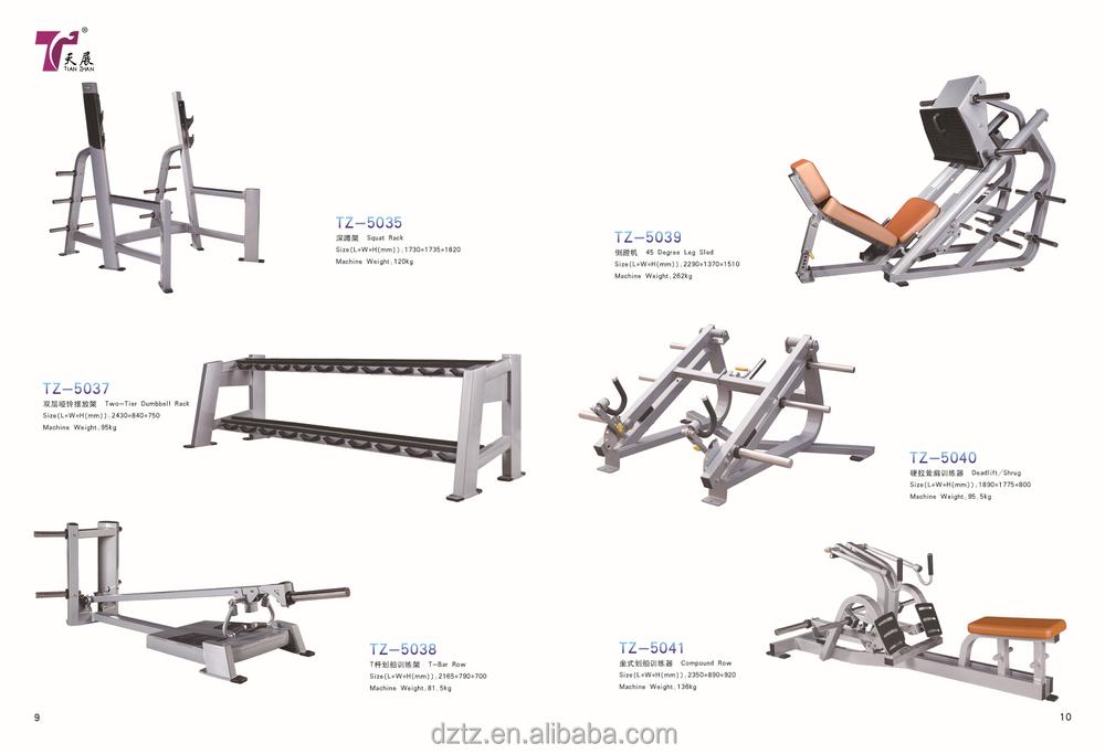 T Bar Row Life Fitness Equipment T Bar Row Machine Tz