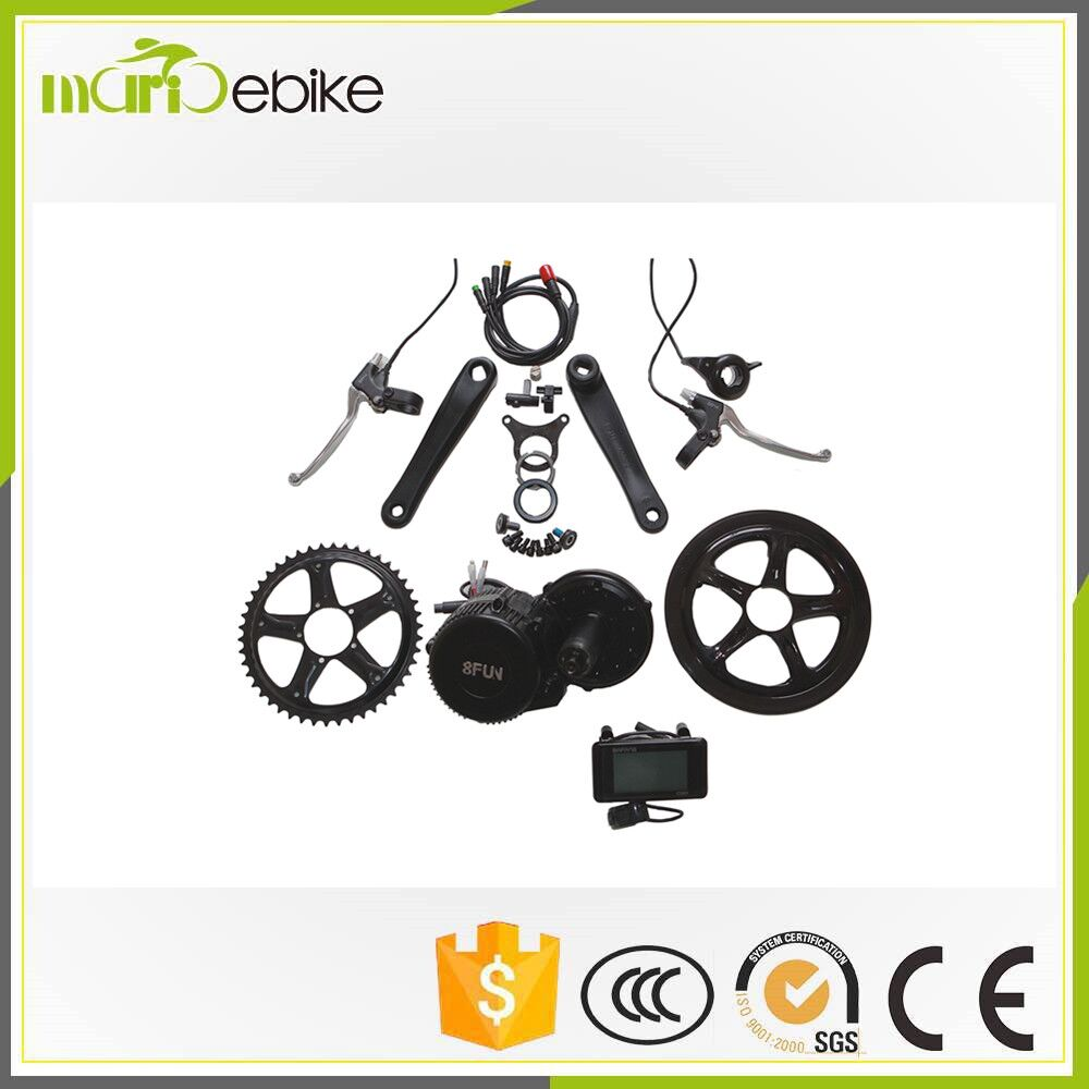 BBS-03 diy mid brushless 48 v 1000 w pedelec electric bike conversion kit