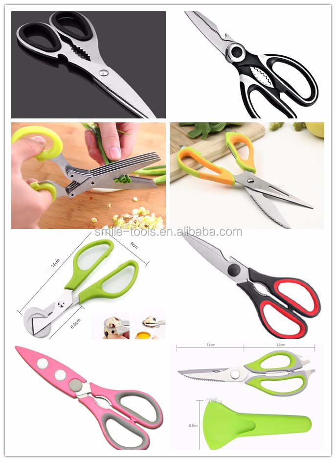 Heavy Duty Poultry Shears Detachable Kitchen Scissors
