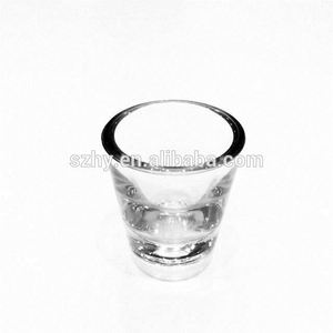 30ml acrylic ounces mini wine plastic shot glass
