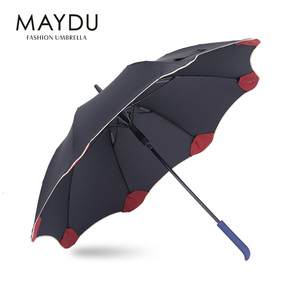 2018 new fashion wholesale big custom rain buy bulk umbrellas with golf handle for women and men