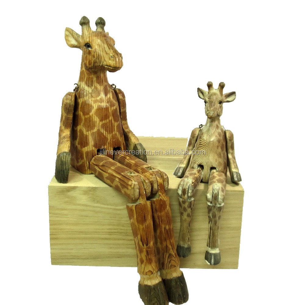 Decorative Wood Giraffes, Decorative Wood Giraffes Suppliers and ...