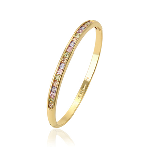 51952 Xuping excellent quality wholesale online goods fashion gold bangle