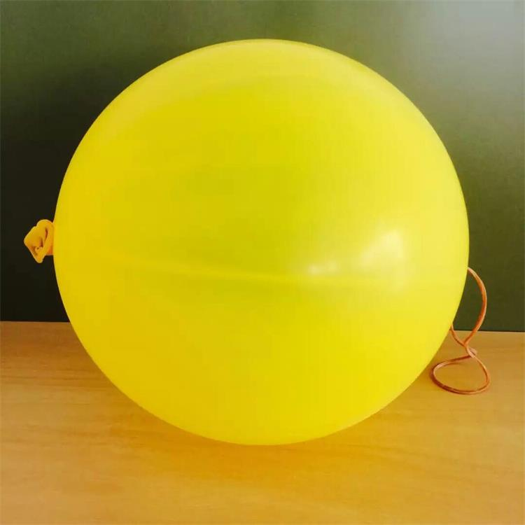 Made in China natural latex round punch balloon