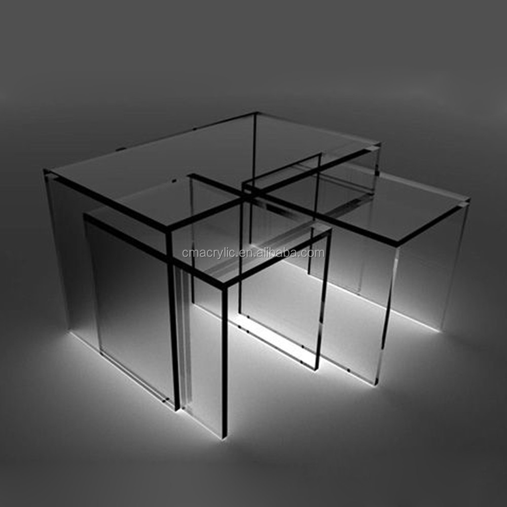 Acrylic Lucite Vanity Table, Acrylic Lucite Vanity Table Suppliers And  Manufacturers At Alibaba.com