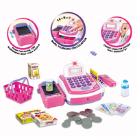 Learning Resources Pretend & Play Cash Register Assorted Pink Play set