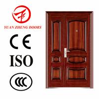 High Quality Exterior Security Steel door Residential