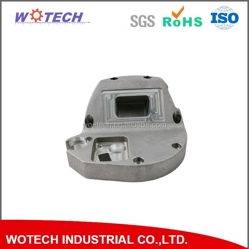 oem a356 aluminum alloy casting by gravity die casting machine