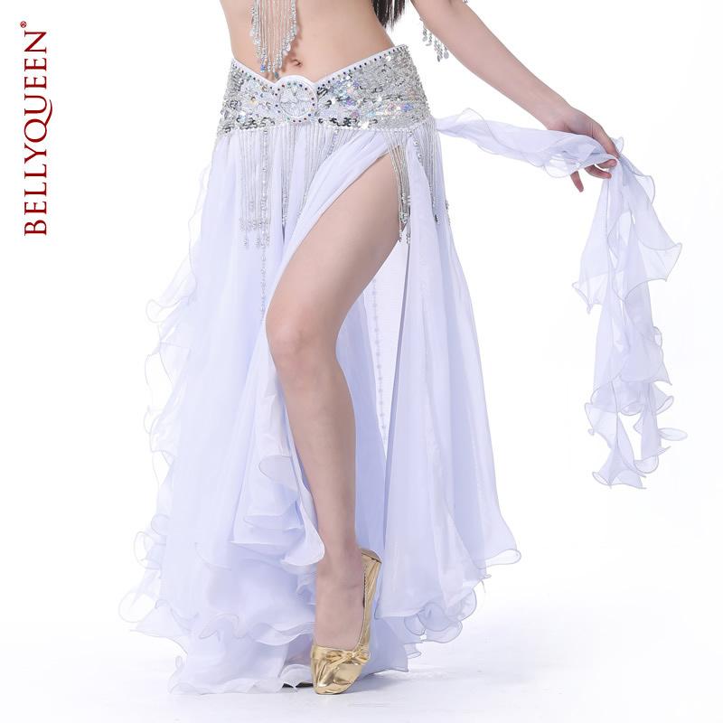 Silver Dance Skirt 117