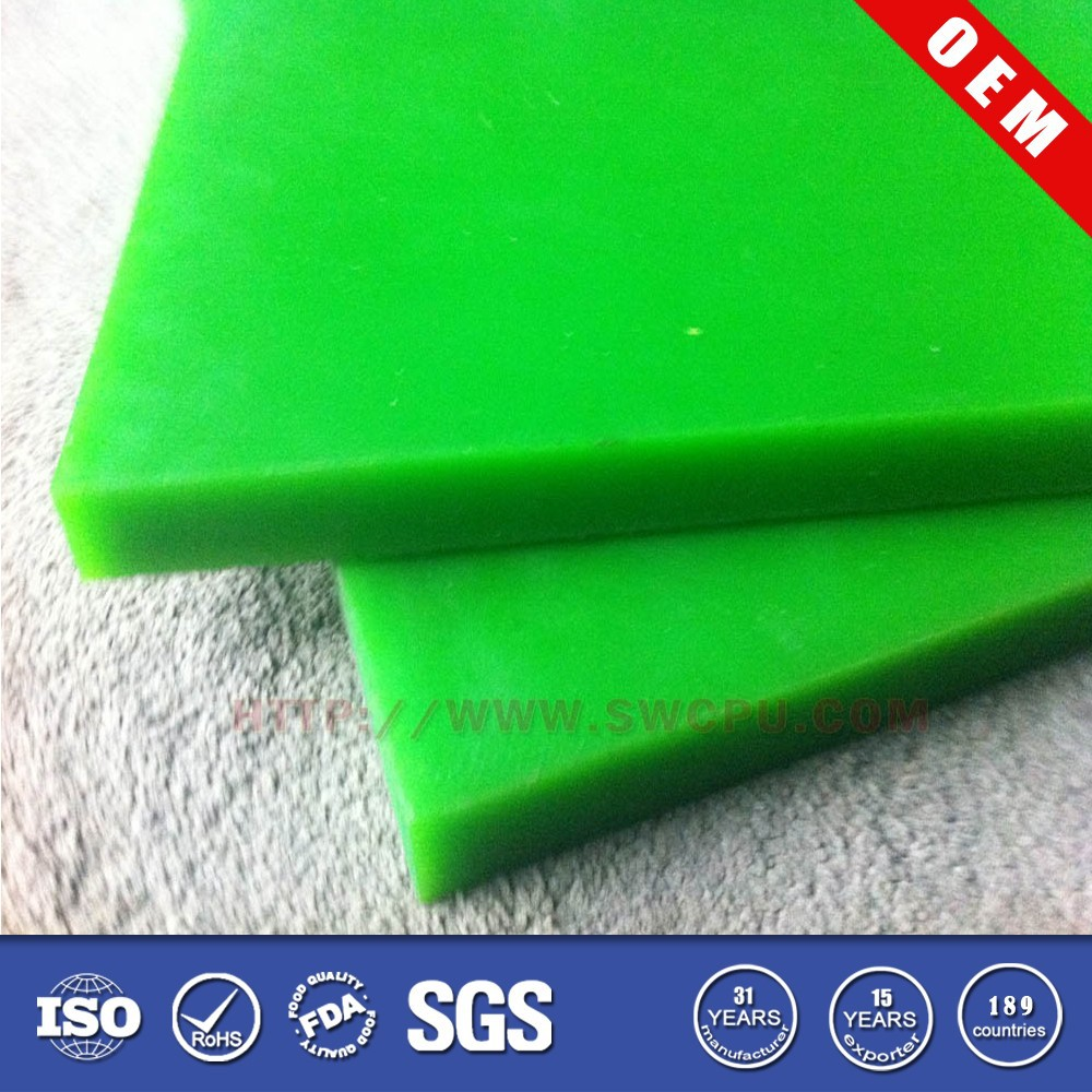 Custom size 1 4 inch plastic sheet in China