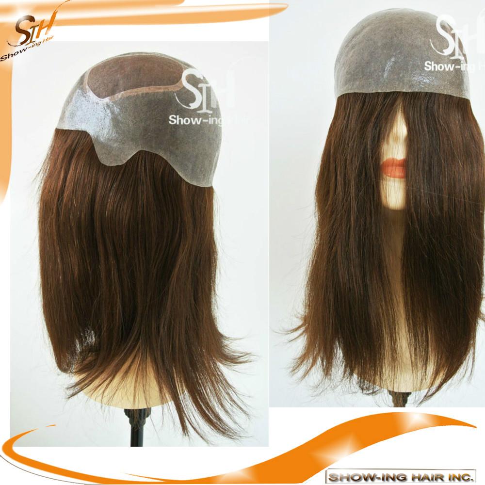 Airy Full Cap Silicone Super Thin Skin Wig Buy Wig Thin