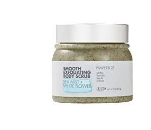 ULTA Luxe Smooth Exfoliating Body Scrub Sea Mist + White Flower