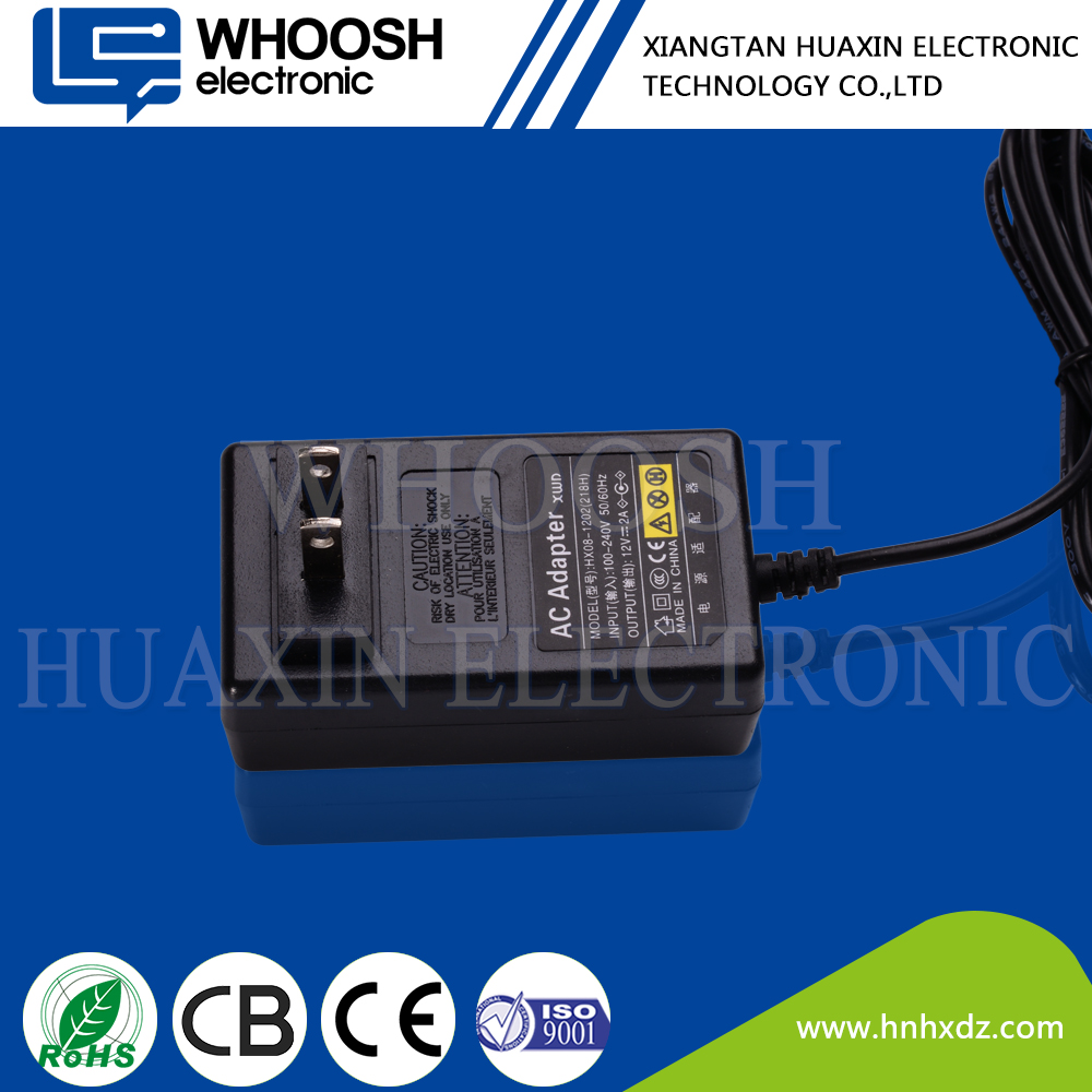 UL CE GS PSE Switching Power Supply DoE VI 5V 1A AC DC Adapter