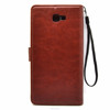 Hotting High-grade Premium PU Leather Flip Wallet Back Cover mobile phone Case for Samsung Galaxy J7 Prime