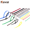 Free Sample! Factory Direct Multi Color UV Resistant Nylon 66 Self-Locking Flexible Cable Ties Nylon Plastic Zip Ties
