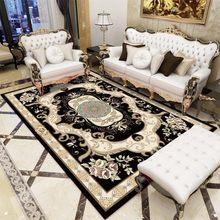 Европейский классический ковер, аристократный коврик для гостиной, коврик для кухни, дивана, спальни, Прямоугольный Коврик, Декор для дома(Китай)