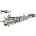 Good quality french fries quick frozen production line machine