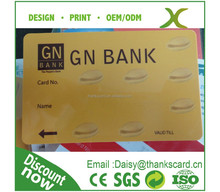 Free Sample..!!credit card power bank/bank card blank/bank debit card