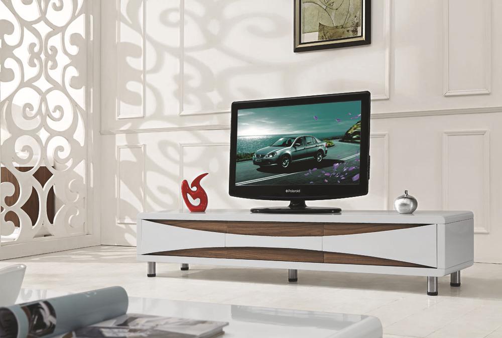 Living room furniture wood led tv wall unit design buy - Led panel designs furniture living room ...