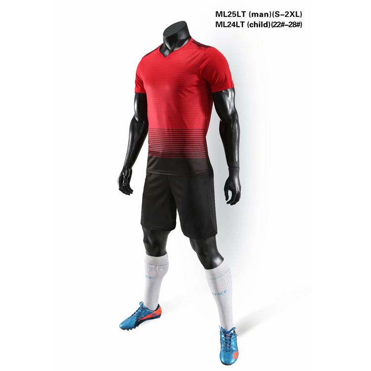 Custom soccer club team uniform football shirts make jerseys sports wear