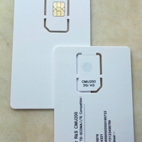 Factory price reliable quality Nfc sim card 3G WCDMA test sim card for Mobile Phone 3G Test Card