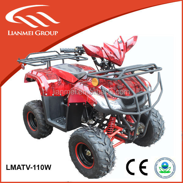 110cc 4 wheel quad bike with EPA