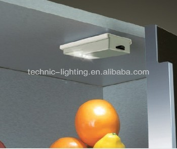 Battery Led Cabinet Light With Door Switchwireless Battery Powered