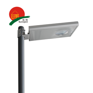 APPLIED TO URBAN ROAD,HIGH WAY etc. lighting system 6~40W led solar street light lamp