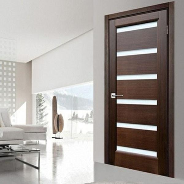 Timber Hollow Apartments: Safety Timber Interior Wood Single Panel Door Classroom