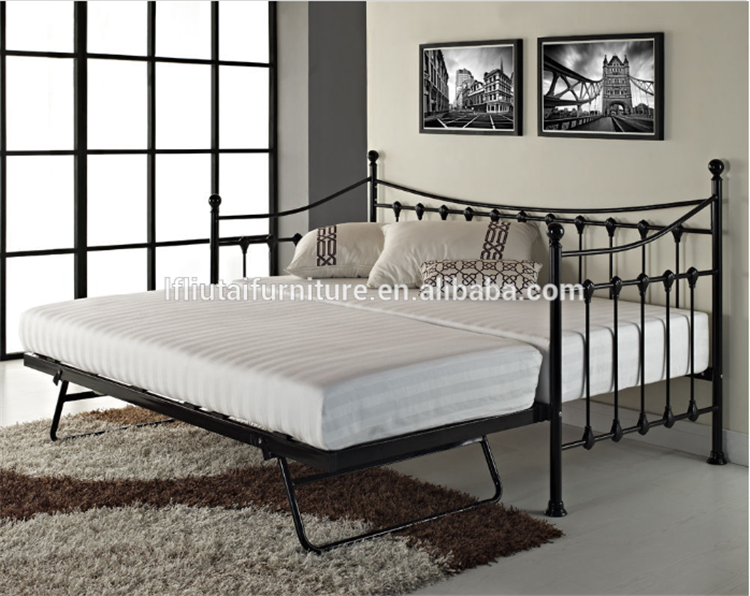 Cheap sofa bed metal steel divan bed for sale buy for Cheap divans sale