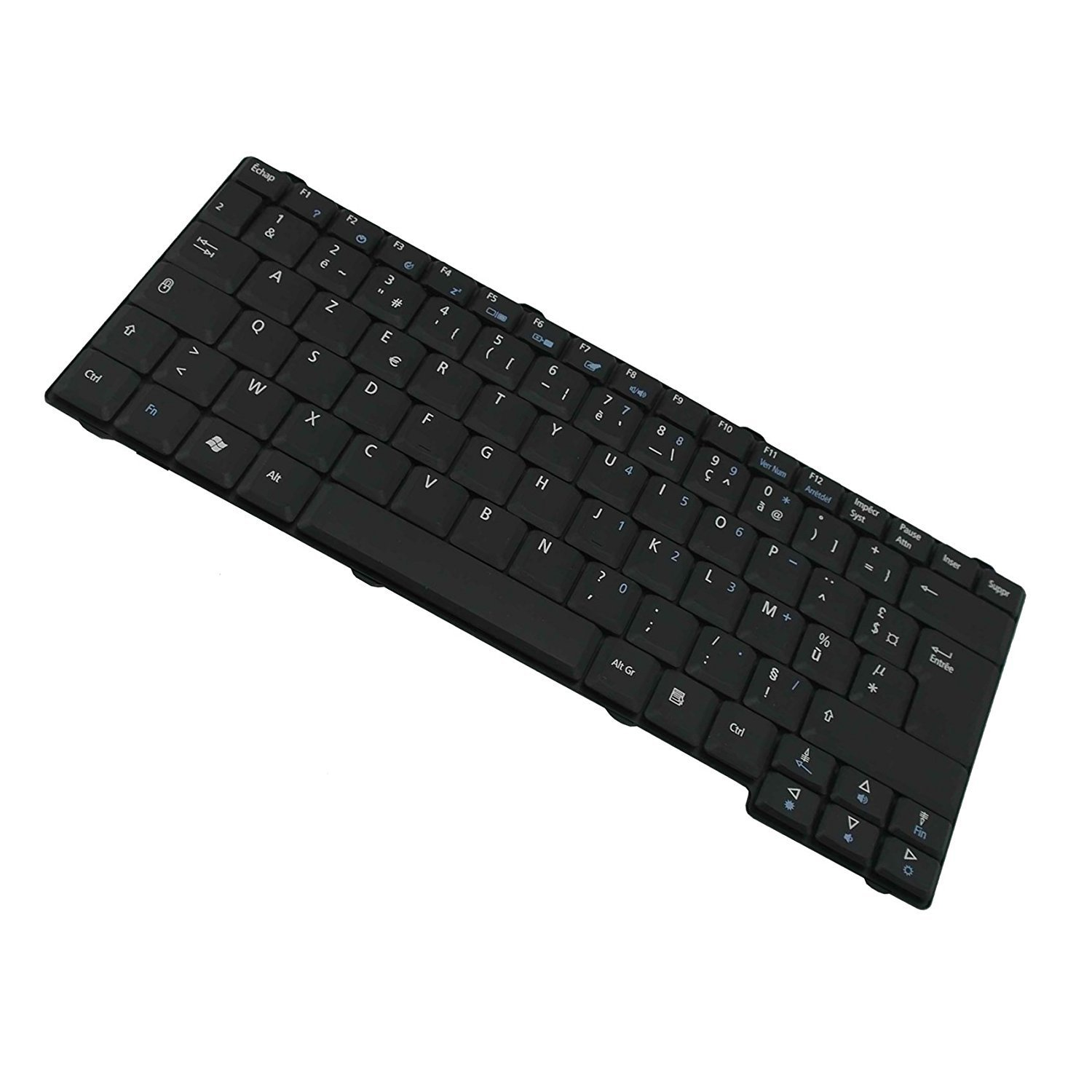 YEECHUN Black FR French AZERTY Keyboard France Clavier For Fujitsu SIEMENS Amilo M7400 Series New Notebook Replacement Accessories