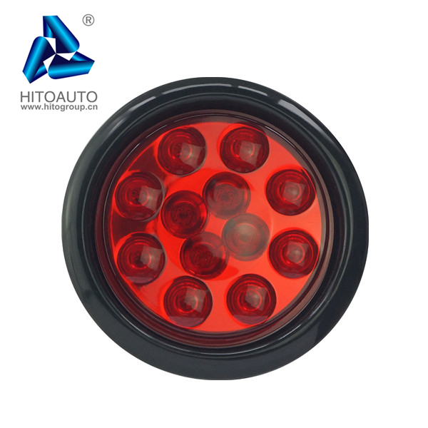 HT-TL051 4'' Round Tail LED Truck Light