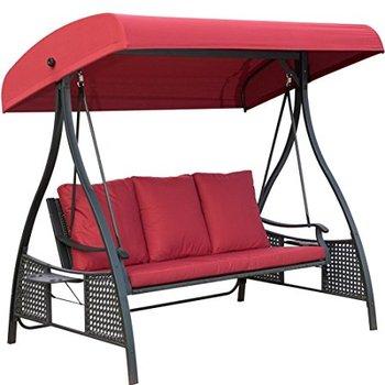 Garden Swing Seat Cushions Wicker