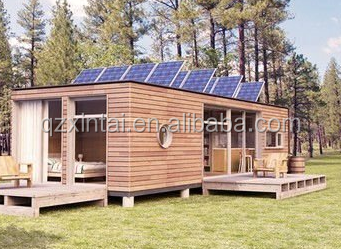 Modular prefabricated wood house price kit price low cost for Low cost home building kits