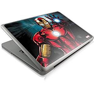 Marvel Ironman Macbook Pro 13 (2011) Skin - Ironman Vinyl Decal Skin For Your Macbook Pro 13 (2011)