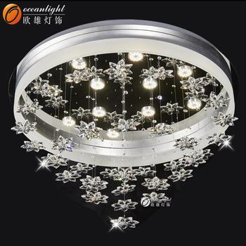 Cheap Chandelier Lamps Low Ceiling Crystal Chandelier Om66131 - Buy ...