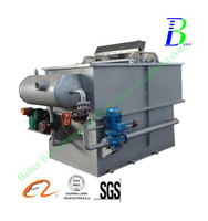 Better DAF Series Dissolved Air Floatation Machine Removing Waste Matter From Waste Water