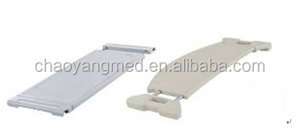 best quality hospital bedside table,folding overbed table,adjustable over bed table CY-H837
