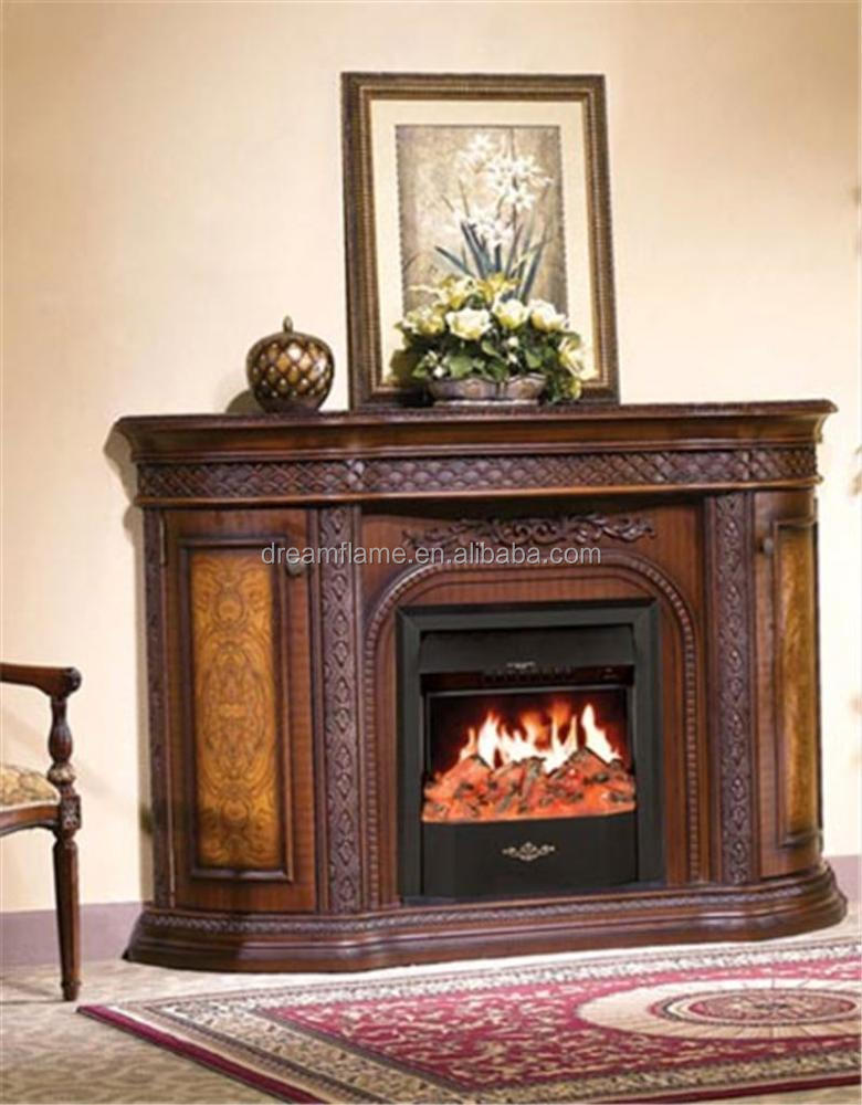 Top selling trendy style cheap indoor used fireplace mantel with different  colors