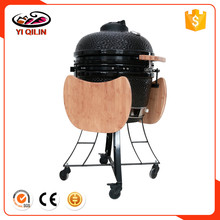 New Outdoor Grill Design Ceramic Egg Grill / Large Shiny Smooth Surface Grill