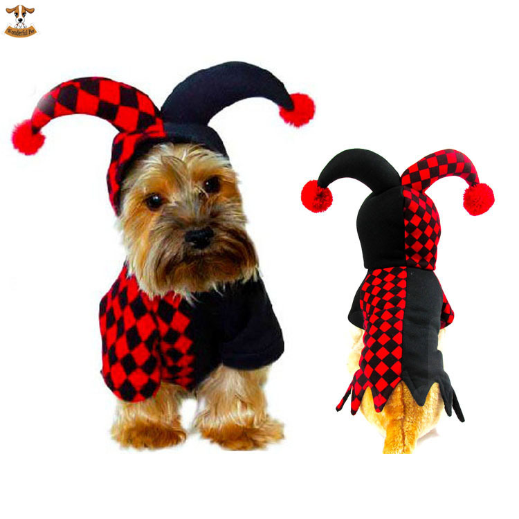 Get Quotations · 2015 New Red Nose Clown Designer Cute Costume Pet Dog Cosplay Coat Winter Clothing Funny Halloween  sc 1 st  Alibaba : xl dog halloween costumes  - Germanpascual.Com