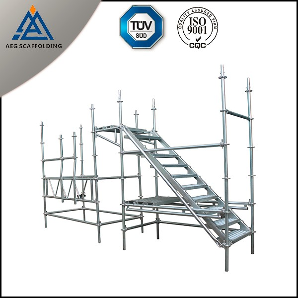 easy ring lock scaffolding system