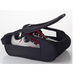 High Quality Golf Shoe Travel Storage Ventilated Tote Bag