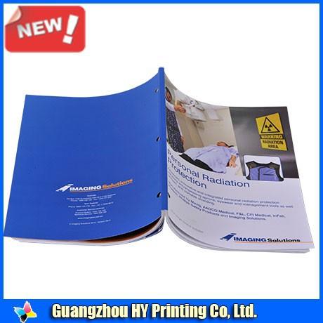 folding pamphlet