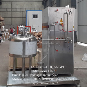 Dairy Processing Equipment Milk Pasteurizer Machine For Sale