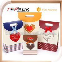 Luxury Art Paper Bag For Wedding Gift Paper Bag