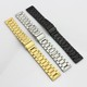FL3755 Newest Premium Stainless Steel Metal Watch Strap Band for Fitbit Blaze