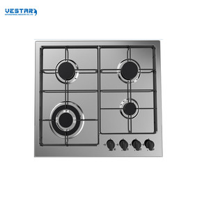 High efficient cooker gas electric hob with FFD
