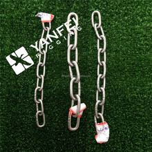 Made in China small stainless steel short link chain